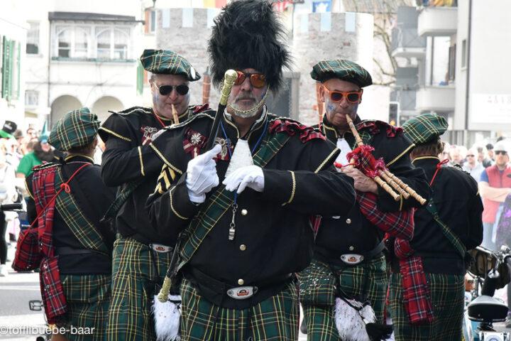 Die Schotten sind los